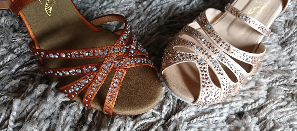 zapatos de baile comodos